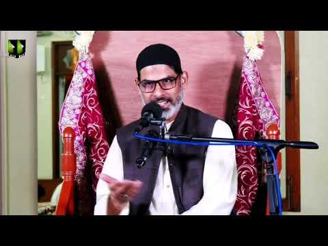 [7] Tafser Surah Yaseen | Moulana Mubashir Zaidi | Mah-e-Ramzaan 1440 - Urdu