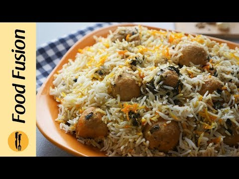 [Quick Recipe] Mughlai BBQ Biryani Recipe - English Urdu