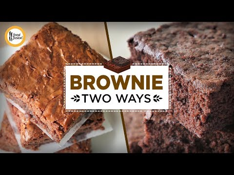 [Quick Recipes] 2 Delicious Brownie Recipes - English Urdu