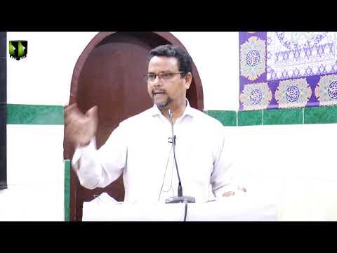 [Speech] Topic: قرآن میں شعائراللہ اور زیارت قبور   Dr. Zahid Ali Zahidi - Urdu