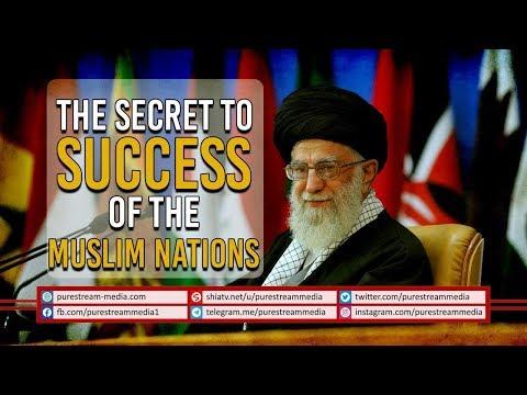 The Secret to Success of the Muslim Nations   Leader of the Muslim Ummah   Farsi Sub English