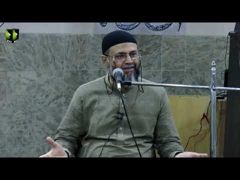 [Fikri Nashist]  Current Affairs - حالات حاضرہ | Janab Naqi Hashmi | 10 July...