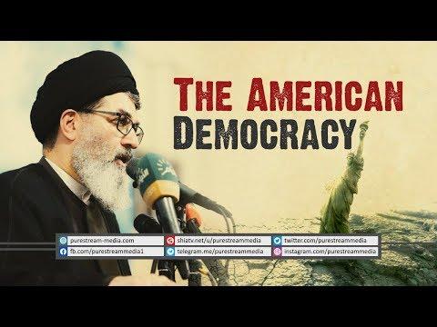 The American Democracy   Sayyid Hashim al-Haidari   Arabic Sub English