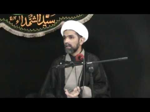 Maulana Mehdi Abbas | Majlis | 1 Muharram 1441H | Urdu
