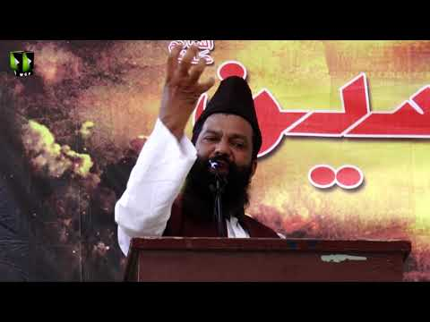 [YOUM-e-HUSSAIN AS] Qazi Ahmed Noorani | FUUAST | Muharram 1441/2019 - Urdu