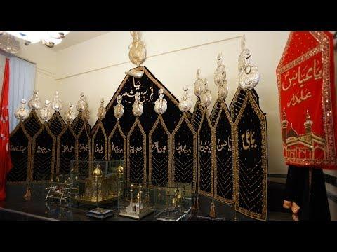 [Majlis 8th] Muharam Molana Muhammad Raza Dawoodani at Al Sadiq Trust. Muharam1441/2019 Urdu