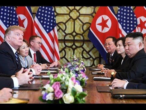 [06/10/19] US-N Korea talks collapsed, Pyongyang blames Washington - English
