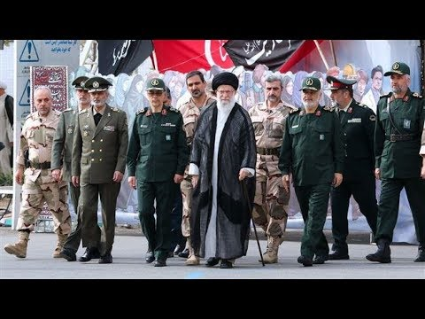 [13/10/19] Ayatollah Khamenei urges IRGC to prepare against enemy - English