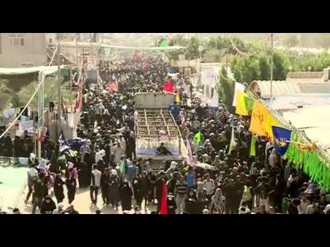 [15/10/19] Over 4 million Iranians passed Iran-Iraq border for Arbaeen - English