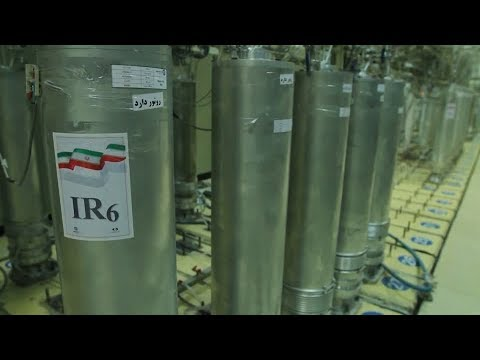 [06/11/19] Iran starts injecting gas into centrifuges at Fordow enrichment facility - English
