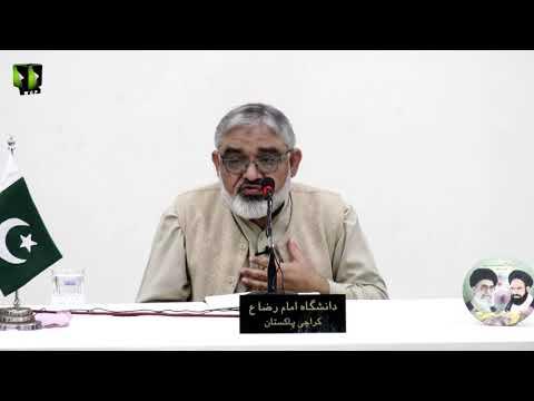 [Day 2] Seerat e Nabawi   Rehmatul lil Aalamen Ke Pairwe Kaisay Karain   H.I Ali Murtaza Zaidi - Urdu