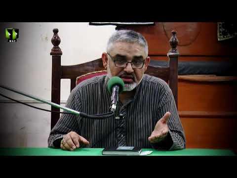 [Clip] Mangnay Walon Kay Sath Kaisa Salook Karna Chaheay ?   H.I Syed Ali Murtaza Zaidi - Urdu