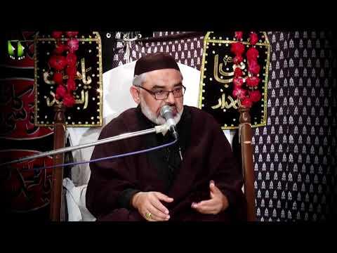 [Clip] Ahlebait (as) Say Nisbat ka Mehwar | H.I Syed Ali Murtaza Zaidi - Urdu