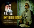 Who Is A Revolutionary?   An Important Point By Ayatollah Wafsi   Farsi Sub English