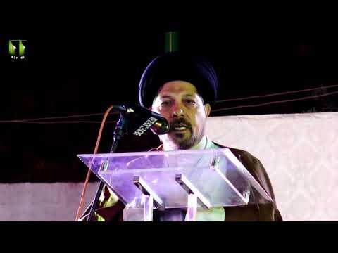 [Speech] Tahafuz-e-Namoos-e-Imam Mehdi (as) Conference | H.I Syed Baqir Zaidi - Urdu