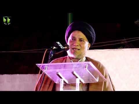 [Speech] Tahafuz-e-Namoos-e-Imam Mehdi (as) Conference | Moulana Own Muhammad Naqvi - Urdu