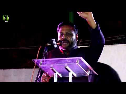 [Speech] Tahafuz-e-Namoos-e-Imam Mehdi (as) Conference | Janab Rashid Rizvi - Urdu