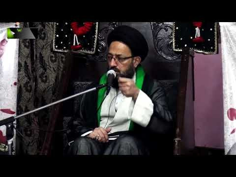 [Majlis] Topic: Baseerat Wa Sabar, Shohada Ke 2 Sifaat | H.I Sadiq Raza Taqvi - Urdu
