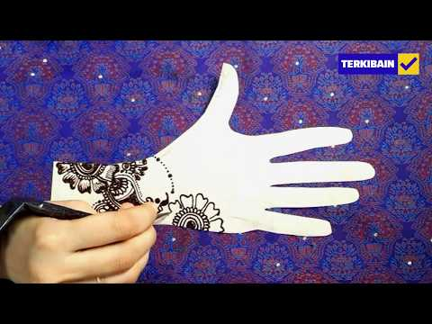 Simple Mehndi Design for Hands | All Languages