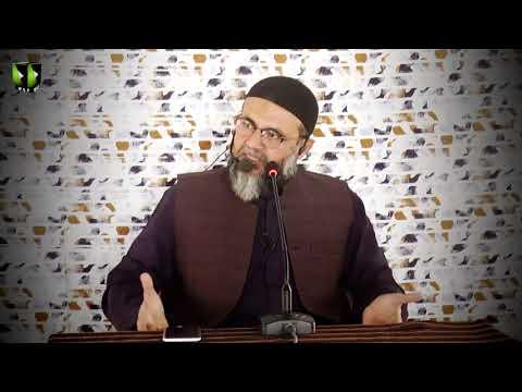 [Clip] Fitri Istaaydad Or Istemari Quwaton Kay Harbay | Moulana Ali Naqi Hashmi - Urdu