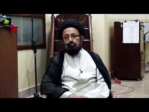[Majlis] Barsi Shaheed Quaid Allama Arif Hussaini | H.I Sadiq Raza Taqvi | 05 Aug 2020 - Urdu