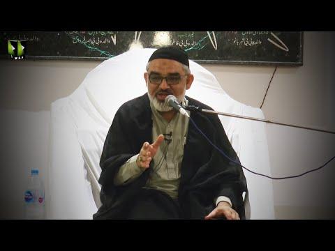 [Clip] Murawwat Or Qasida Ameer ul Momineen Imam Ali (as) | H.I Syed Ali Murtaza Zaidi - Urdu