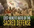 Cost-Benefit Ratio Of The Sacred Defense | Leader of the Islamic Revolution | Farsi Sub...