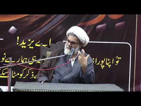 [Majlis-e-Aza] Istaqbaal-e-Arbaeen | H.I Allama Raja Nasir Abbas Jafri | 2020 | Urdu