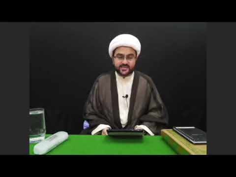 [09]Tafseer e Quran | Maulana Muhammad Nawaz | 9th Ramazan 1441 - 03 May 2020 - URDU