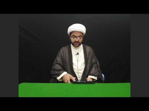 [10] Dua o Munajaat | Sahifa Kamila Dua 2&4 | Maulana Muhammad Nawaz | 10th Ramazan 1441-04 May 2020 - URDU