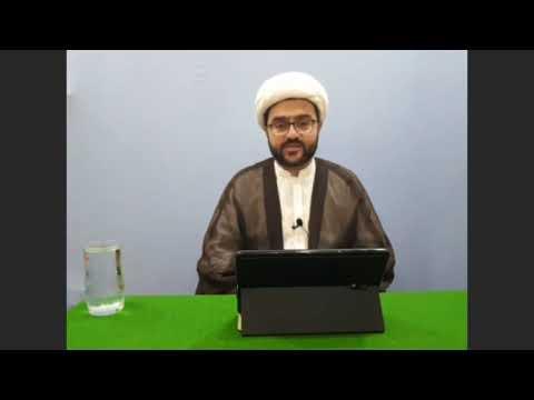 [15]Tafseer e Quran | Maulana Muhammad Nawaz | 15th Ramazan 1441 - 09 May 2020 - URDU