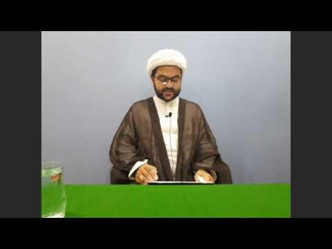 [14]Tafseer e Quran | Maulana Muhammad Nawaz | 14th Ramazan 1441 - 08 May 2020 - URDU