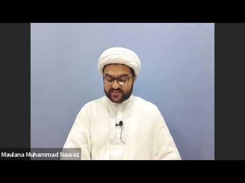 [20]Tafseer e Quran | Maulana Muhammad Nawaz | 20th Ramazan 1441 - 14 May 2020 - URDU
