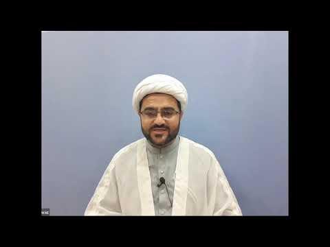 [22] Dua o Munajat | Sahifa e Sajadiya Dua#16 | H.I Muhammad Nawaz | 22nd Ramazan 1441-16 May 2020 - URDU