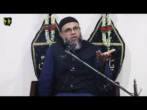 [Fikri Nashist]  Current Affairs - حالات حاضرہ | Moulana Ali Naqi Hashmi | 13 November 2020 | Urdu
