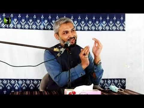 [Lecture]  Imam Hasan Askari (as) Ka Ghulo Kay Khilaf Rawaeya   Syed Zaigham...