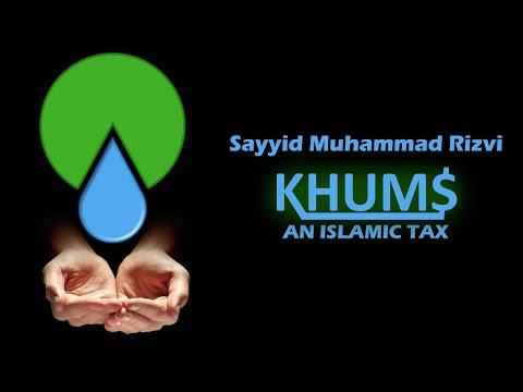 [ Seminar] Comprehensive Khums Seminar and Q&A Maulana Syed Muhammad Rizvi- English