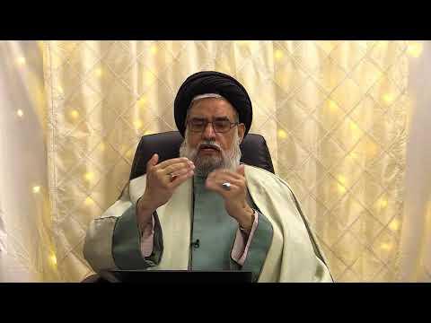 The 3 Paths Available to Muslims; Extremities vs Moderation - Maulana Syed Muhammad Rizvi   English