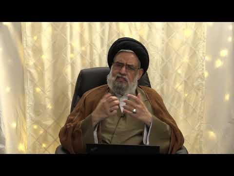 Tabarra as a Manifestation of Tawalla; When is \'Hate\' Acceptable? - Maulana Syed Muhammad Rizvi | English