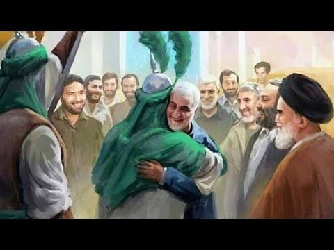 [Clip] Martyr Qassem Soleimani an Ayat of Allah - Shaykh Hamza Sodagar   English