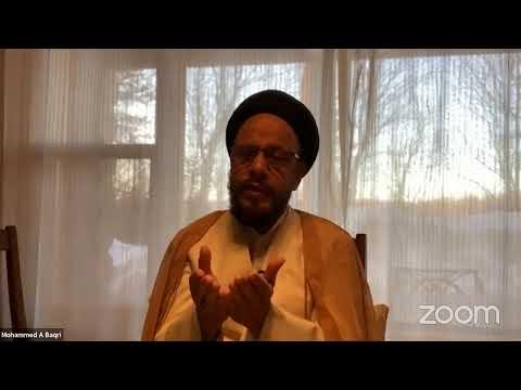 [Lecture Third] Family Life in ISlam Syed Zaki Baqri | Urdu