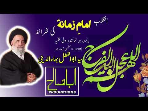 CLIP | شرائط انقلاب امام زمانہ | Part 4/4 تیاری و قبولیت | H.I Abul Fazl Bahauddini | Farsi sub Urdu