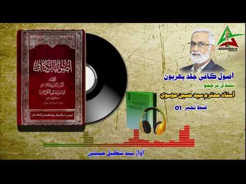 Usool Kafi in Sindhi PI | Translated by Syed Hussain Moosavi | Sindhi
