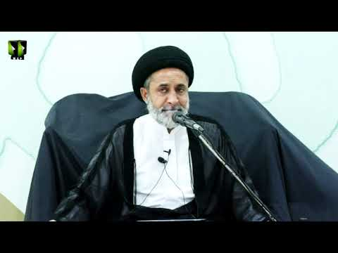 [7] Tafsir Surah -e- Baqrah Ke Muntakhib Aayat | H.I Muhammad Haider Naqvi | Mah-e-Ramzaan 1442 | Urdu