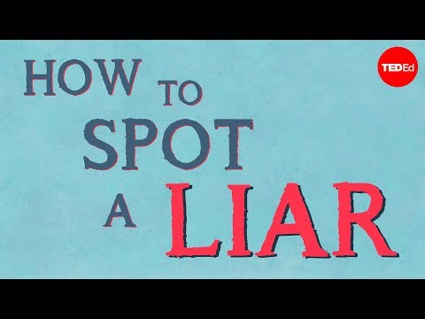 The language of lying — Noah Zandan - English