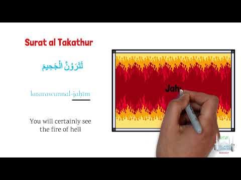 Tafsir Made Easy - SURAT AL TAKATHUR | English