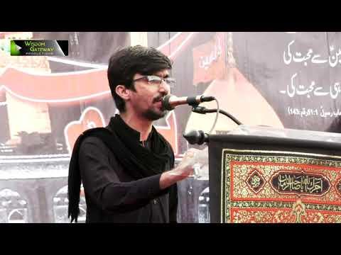 [Salam] Youm-e-Hussain (as) 1443   Br. Muslim Mehdavi   Jinnah Postgraduate Medical Centre   Urdu