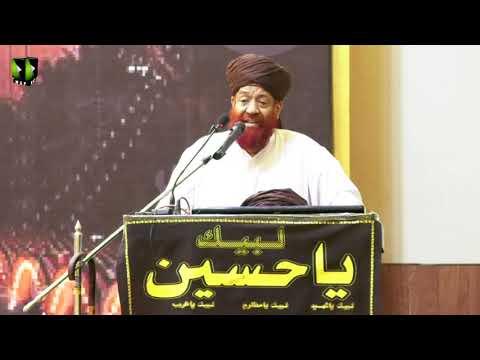 [Speech] Youm-e-Hussain (as) 1443 | Janab Asghar Dars | Dow Medical College, Karachi | Urdu
