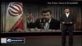 President Ahmadinejad (HA) :