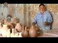 Skill - How to make Pots from Clay - Farsi